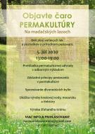 Objavte čaro permakultúry Na madačských lazoch 5.7.2020 1
