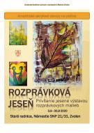 Výstava obrazov na tému Rozprávková jeseň, Zvolen 3.-30. 9.2020 1